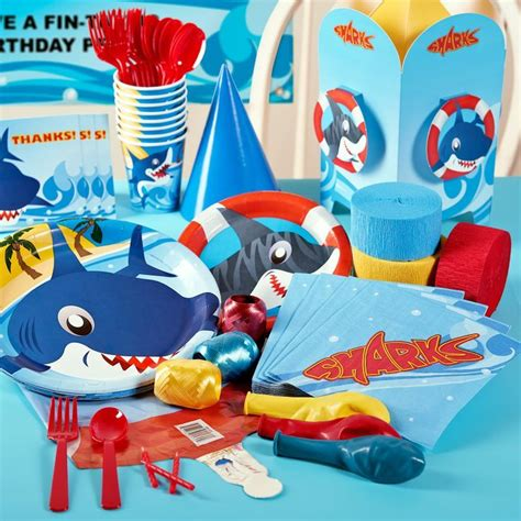 baby shark theme 17 best images about shark birthday party ideas on