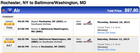southwest airlines flight sale running  miles