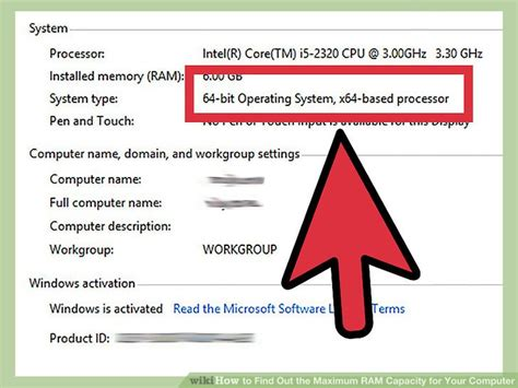 how to find the ram type how to find out the maximum ram capacity for your computer