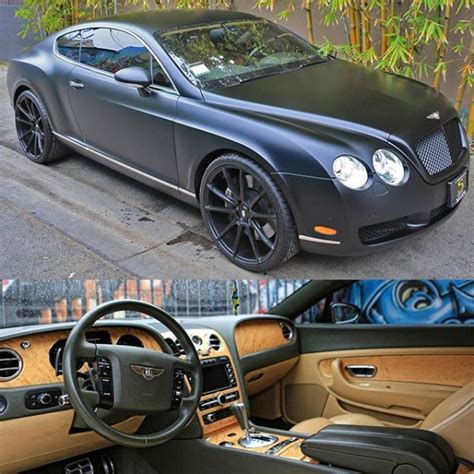 bentley blacked out theotis beasley s badass blacked out bentley celebrity