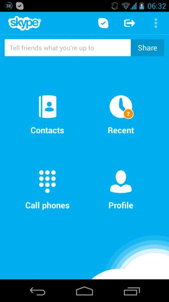 skype apk 2 3 software for pc and apps for android 2015 may 2014