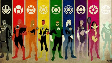 lantern corps colors which corps are you in unleash your inner lantern