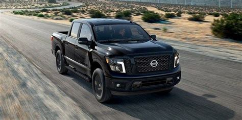 Nissan Titan 2020 by 2020 Nissan Titan Car Review Nissan Titan Nissan