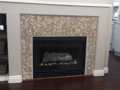 Antique Fireplace Surround Tile ? Home Ideas Collection