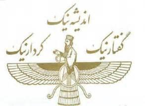 ahura mazda the name of god zarathushtra has a unique nam