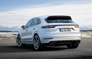 Porsche Cayenne Racing 2019 Porsche Cayenne Turbo Ups The Performance Suv Ante