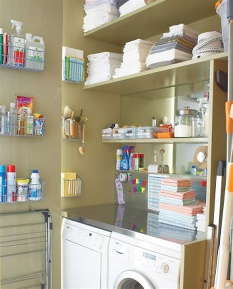 Storage Ideas Laundry Room 20 Small Laundry Room Ideas White And Clean Solutions Home Design And Interior