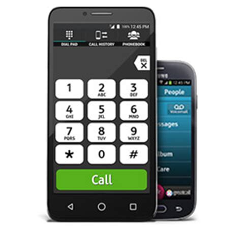 greatcall jitterbug plus senior cell phone with 1 touch jitterbug smart best easy to use smartphone for seniors