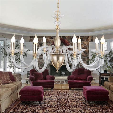 kronleuchter klassisch klassischer kronleuchter mit 24 karat gold wohnlicht