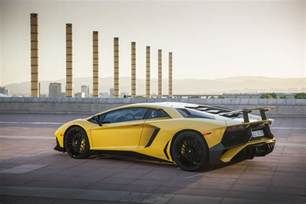 Lamborghini Reviews 2016 Lamborghini Aventador Sv Review Caradvice