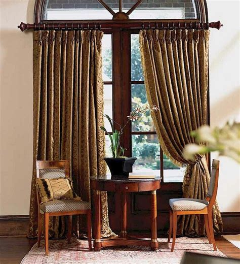 wood curtain pictures of wooden curtain rods integralbook com