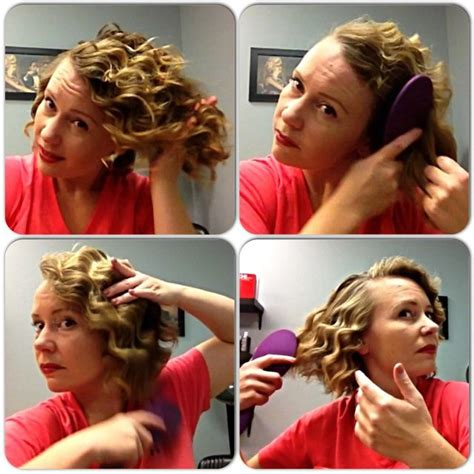 how to do 1920 hairstyle finger waves 1920 s finger waves a vintage hair trend returns