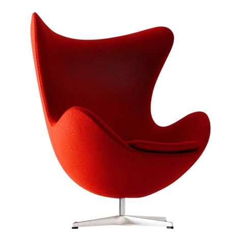 poltrona jacobsen egg chair divina fabric the conran shop
