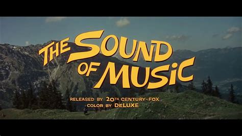The Sound Of the sound of original 1965 theatrical trailer