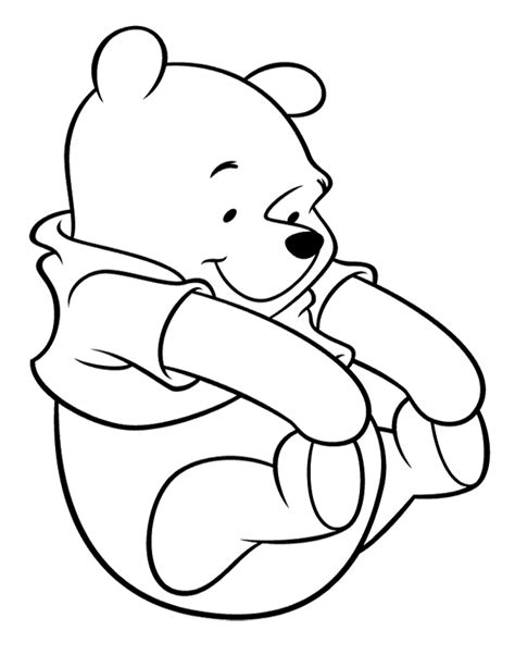 winnie the pooh coloring pages online az coloring pages