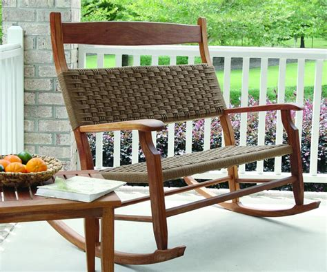 Patio Furniture Rocking Chair Gorgeous Outdoor Furniture Rocking Chair Rocker Patio Chairs Outdoorlivingdecor