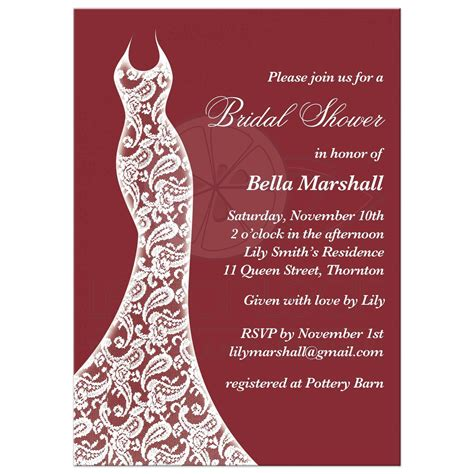 bridal shower invitation cards templates bridal shower wedding shower invitation card