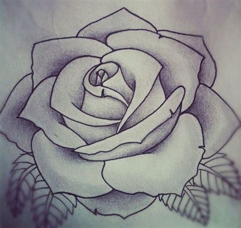 simple rose tattoo drawing pin by julia fff on tatuajes pinterest roses rose