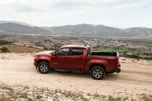 2017 chevrolet colorado shoreline edition aims for west