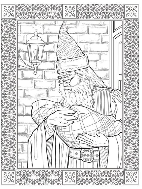harry potter coloring book colored harry potter coloring pages coloring home
