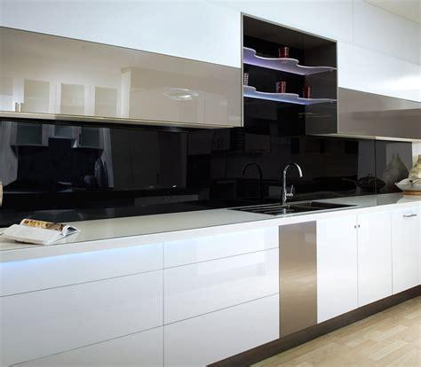 black splash kitchen splashbacks glass acrylic