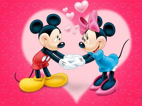 mickey mouse mini love wallpaper hd wallpaperscom
