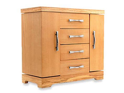 1950s style wardrobe jewellery box 165838