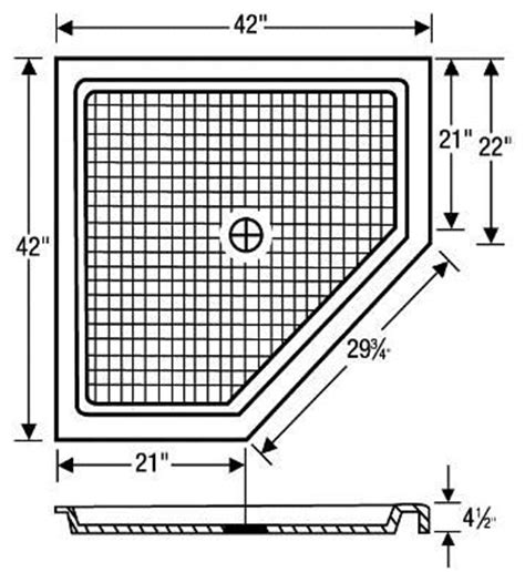 basement bathroom dimensions best 25 corner showers ideas on pinterest glass shower