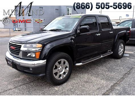 how make cars 2012 gmc canyon transmission control 2012 gmc canyon crew cab slt for sale 24 used cars from 17 380