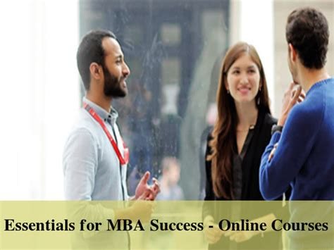 College Math For Mba Classes by Series Of Mba Courses From Imperial College