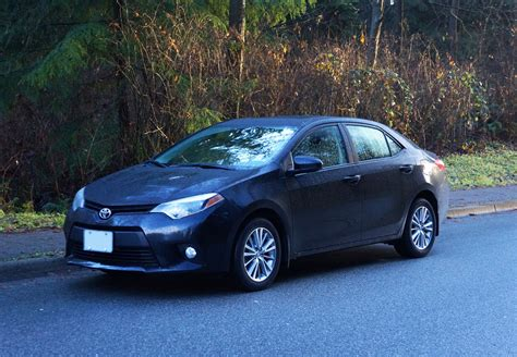Toyota Camry Trim Levels 2014 Toyota Corolla Priced From 16 800