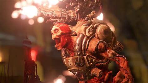 Original Ps4 Doom Reg 2 doom 2016 caign gameplay analysis ign rewind