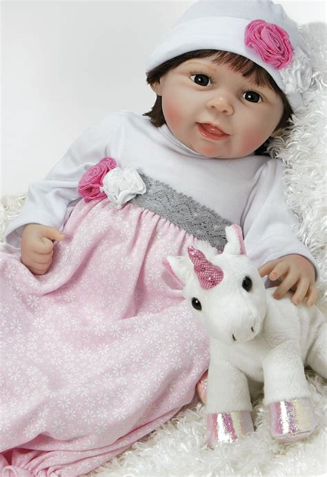 doll gallery baby doll that looks real baby 21 inch silicone