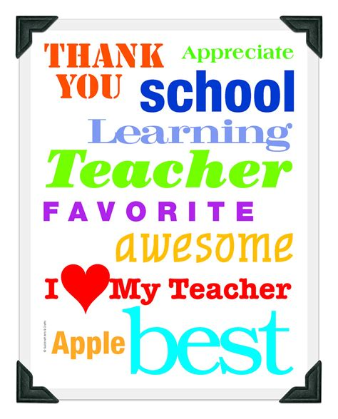 printable thank you cards for sunday school teachers printable teacher quotes quotesgram