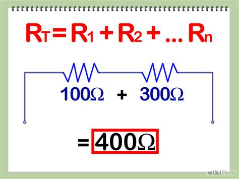 calculate resistor value in series 3 easy ways to calculate total resistance in circuits