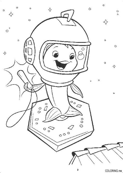 coloring pages little fish coloring page chicken little fish ufo coloring me
