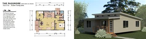 Custom Homes Floor Plans by 2 Bedroom Manufactured Home Design Plans Parkwood Nsw