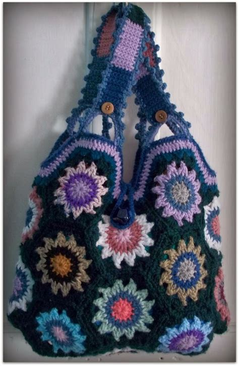 hexagon tote bag pattern 17 best images about a bags on pinterest hexagon crochet
