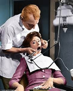 fear of chairs beat fear of the dentist by humming a tune or putting salt