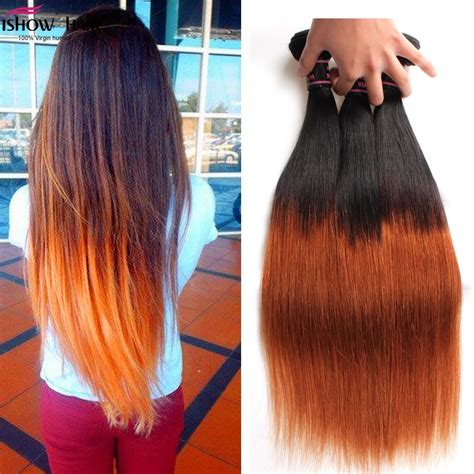 how many lots of hair from aliexpress would it take if i get poetic justice braids ombre malaysian virgin hair straight 3pcs lot two tone