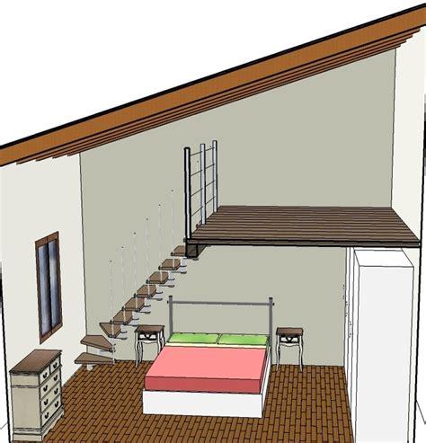 soppalchi in legno per camere da letto soppalco in legno per da letto design casa