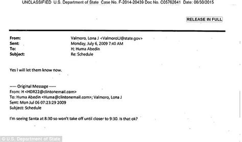 secret email email bombshells from s secret account show she