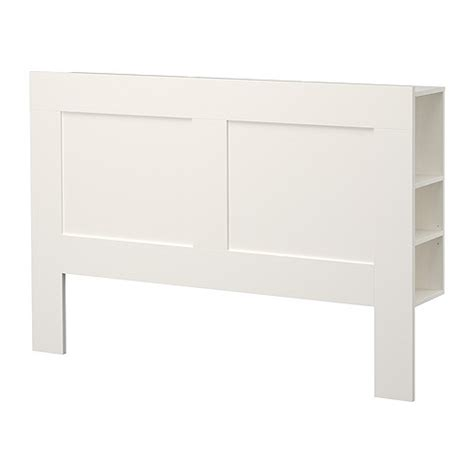 ikea white headboard brimnes headboard with storage compartment queen ikea