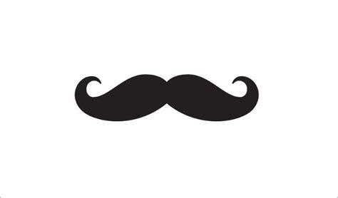 mustache template free premium templates