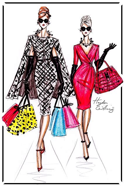 shopping in style by hayden williams festive shopping hayden williams flickr