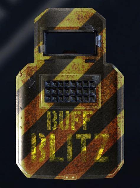 blitz shield skin concept   rainbow