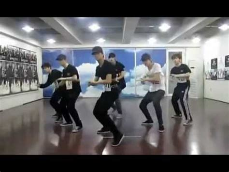 tutorial dance exo wolf exo k mama practice full youtube