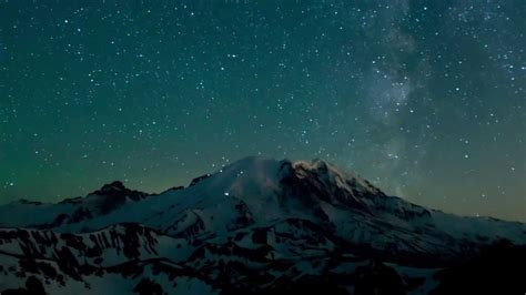by night the mountain time lapse mountains at night youtube