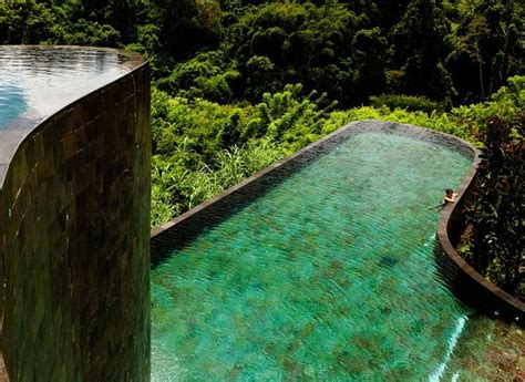 hanging infinity pools bali 1000 ideas about ubud hanging gardens on pinterest ubud