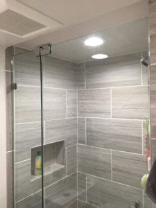 Glass Crafters Shower Doors Small Bathroom Frameless Shower Door Installation Wayne Nj
